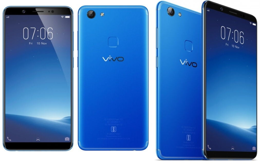 Vivo V7 Energetic Blue launched in India