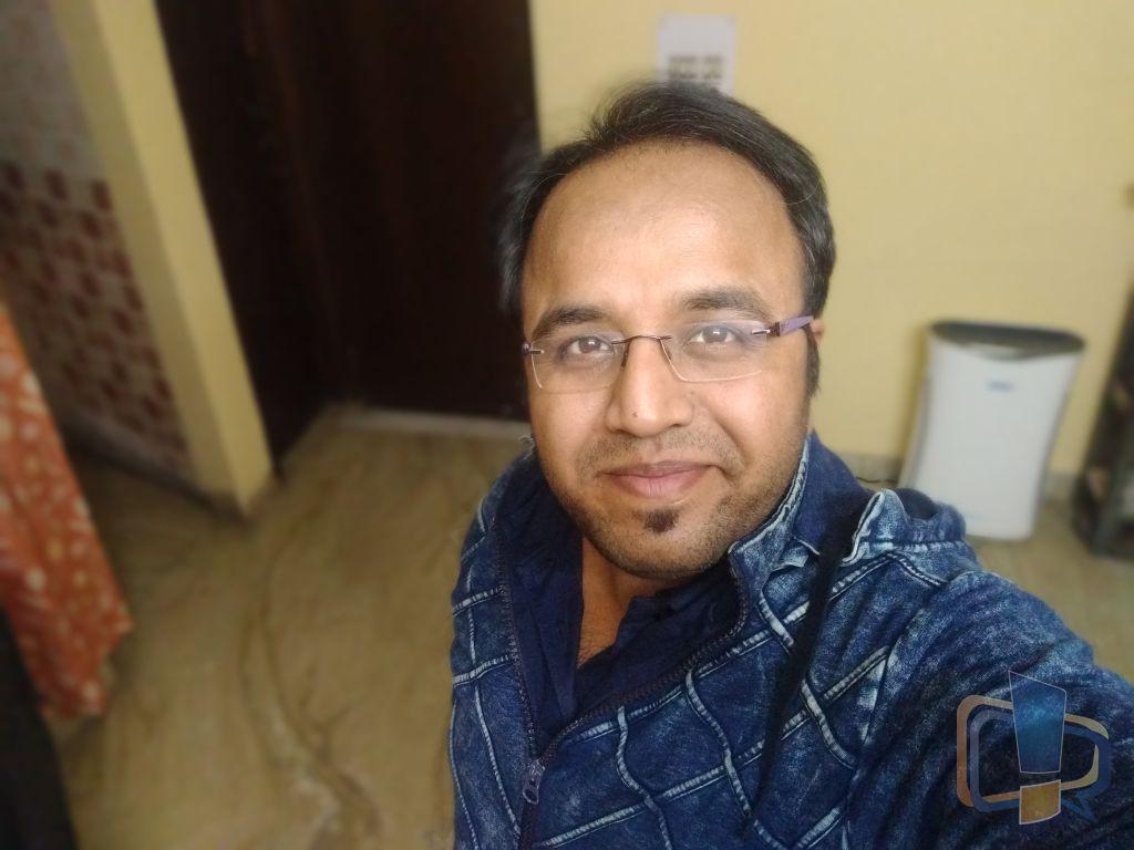 Vivo V7 Selfie Sample