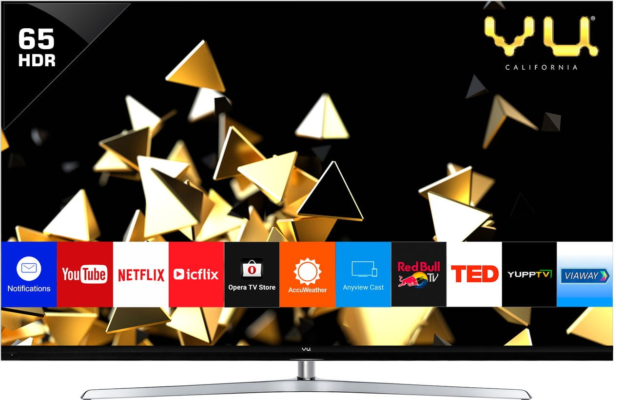 Vu Quantum Pixelight LED TV launched in India