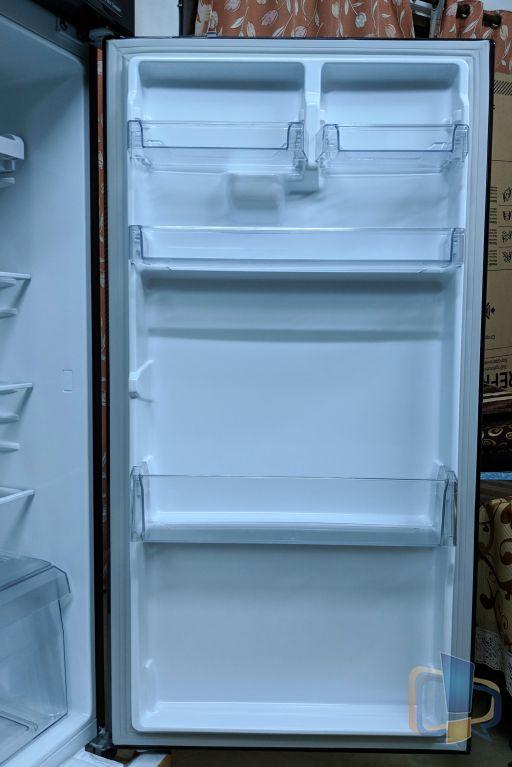 Refrigerator Compartment Door