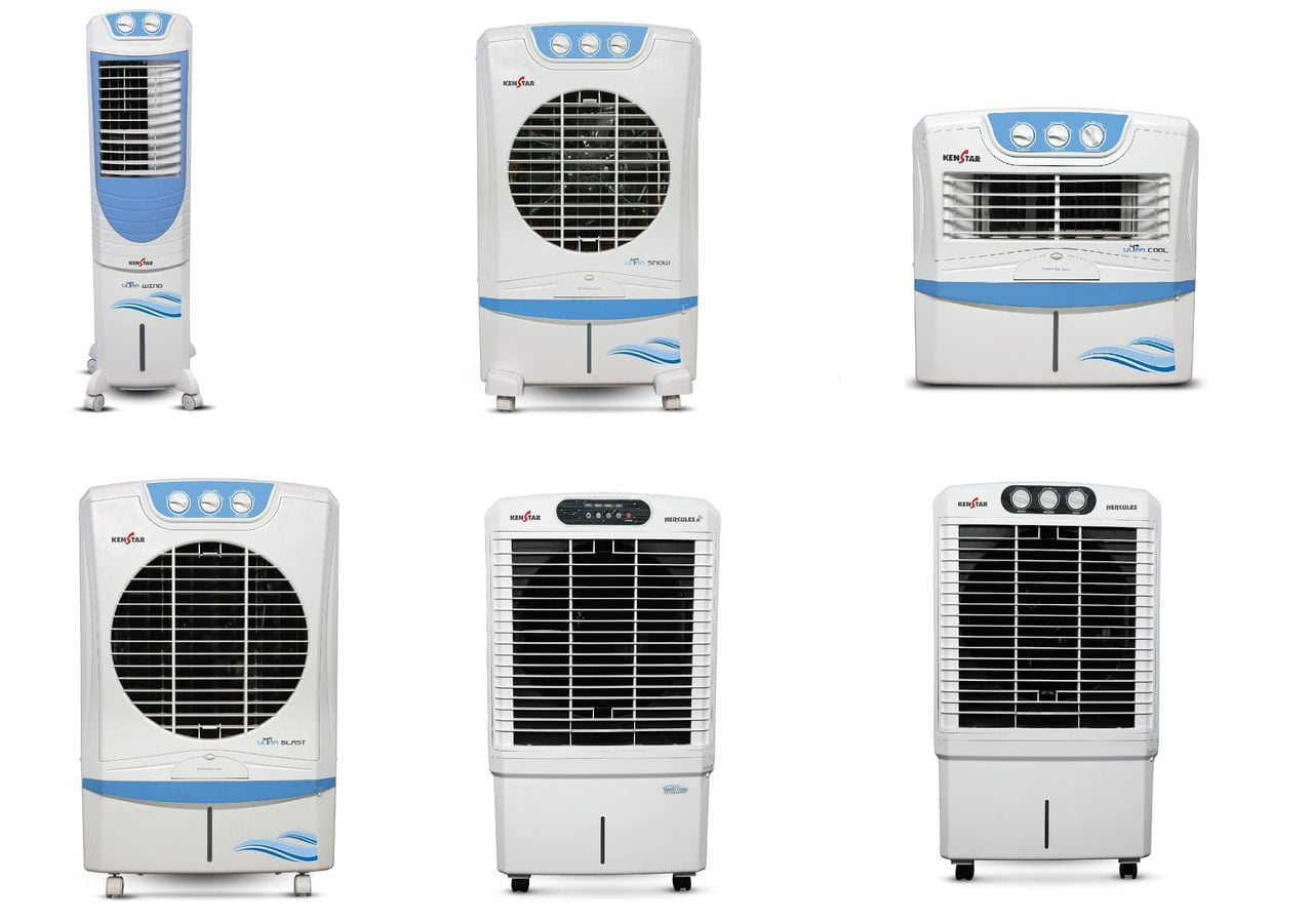 Kenstar Launches Seven New Air Coolers Series Hercules