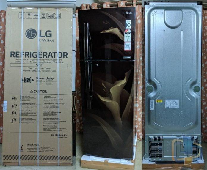 LG Inverter Linear Refrigerator Detailed Review (Dual-Fridge Model)