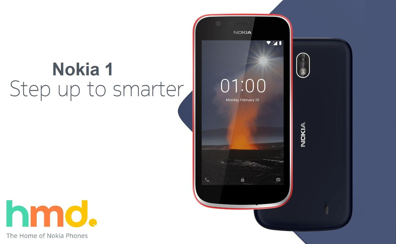 Nokia 1 with Android Oreo Go Edition launched in India