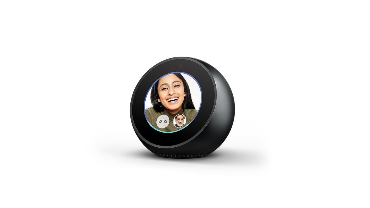 Amazon Echo Spot launched in India