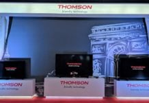 Thomson TV Series India