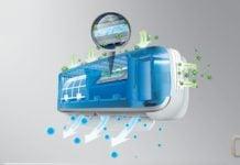 Whirlpool Purafresh Air Purifier technology