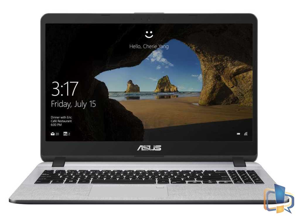 Asus X507 Front