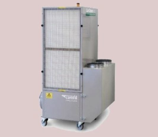Camfil CC6000 Air Cleaner