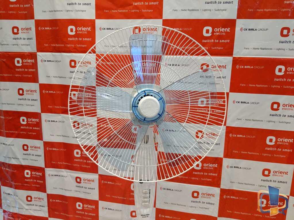 Orient Wind Pro Transparent Aerodynamic Blades