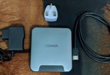 Cenava 4K Mini PC Review - Windows 10, 4GB RAM Variant
