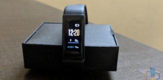 Lenvo Spectra Smartband Front