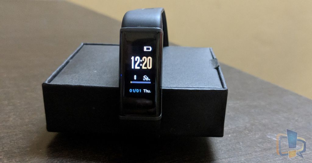 Lenvo Spectra Smartband Front