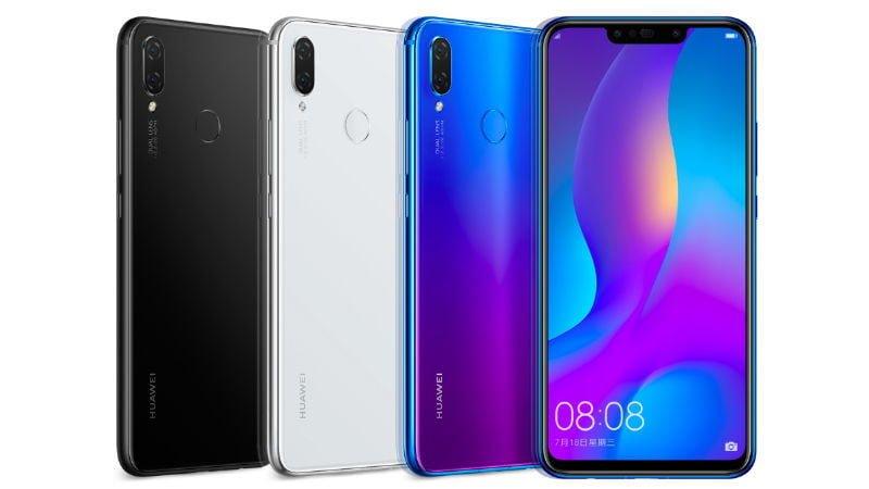 Huawei Nova 3i is priced at Rs. 20,999