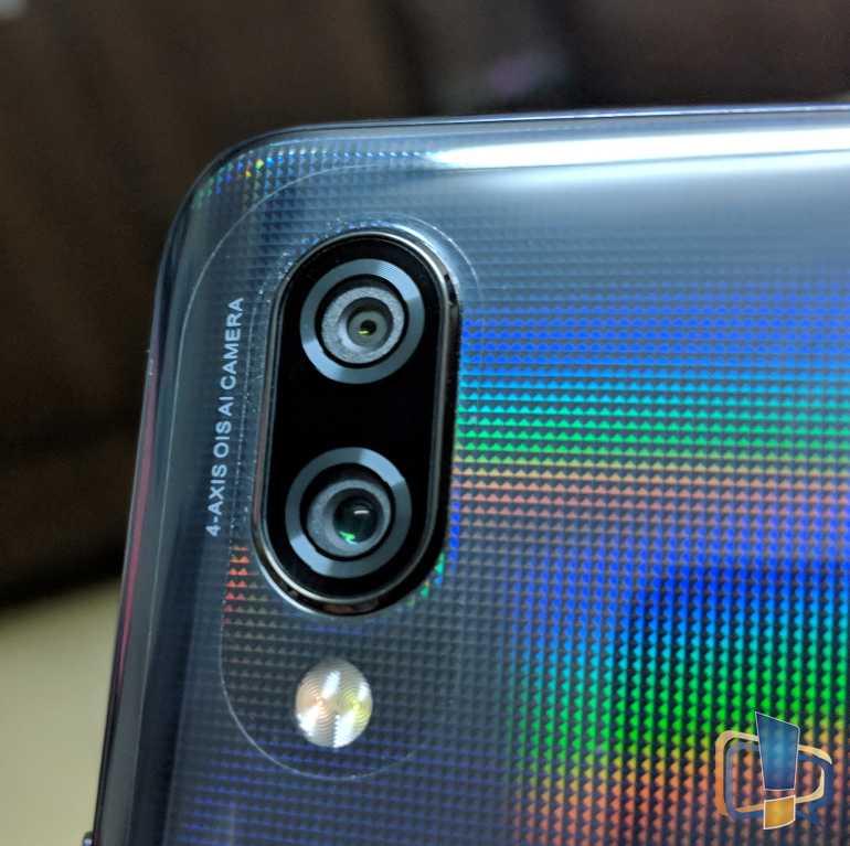 Vivo Nex Dual Camera