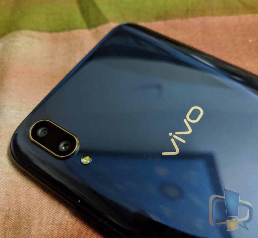 Vivo V11 Pro Rear Camera