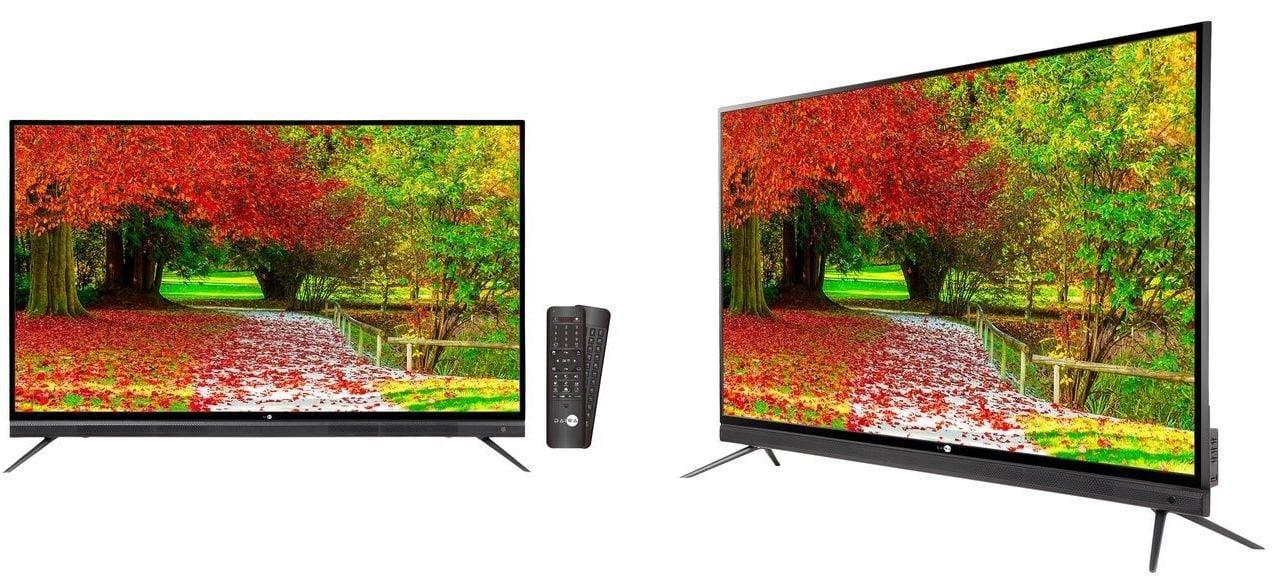 Daiwa D50QUHD-M10 & D55QUHD-M10 4K TV