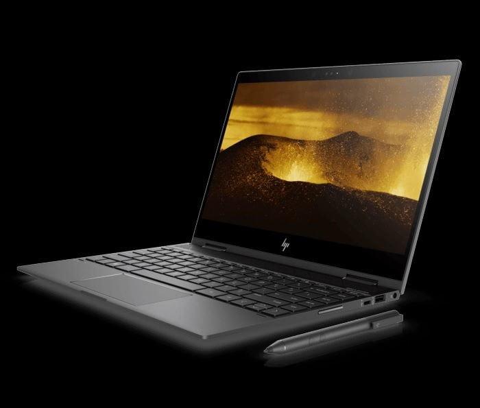 HP Launches Its Premium Envy x360 Convertible Laptop
