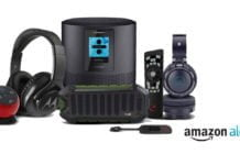 New Alexa built in Devices Launch in India