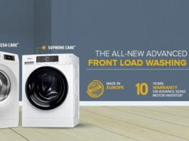Whirlpool Supreme Care and Fresh Care Washing Machine Review