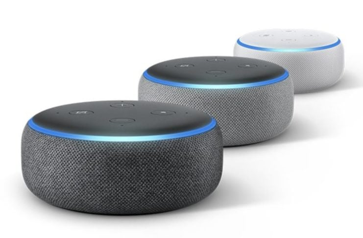 Amazon Echo Dot 2018 Review