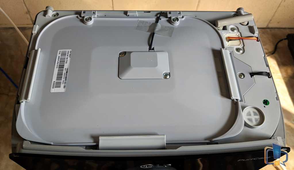 LG Water Purifier Tank Lid