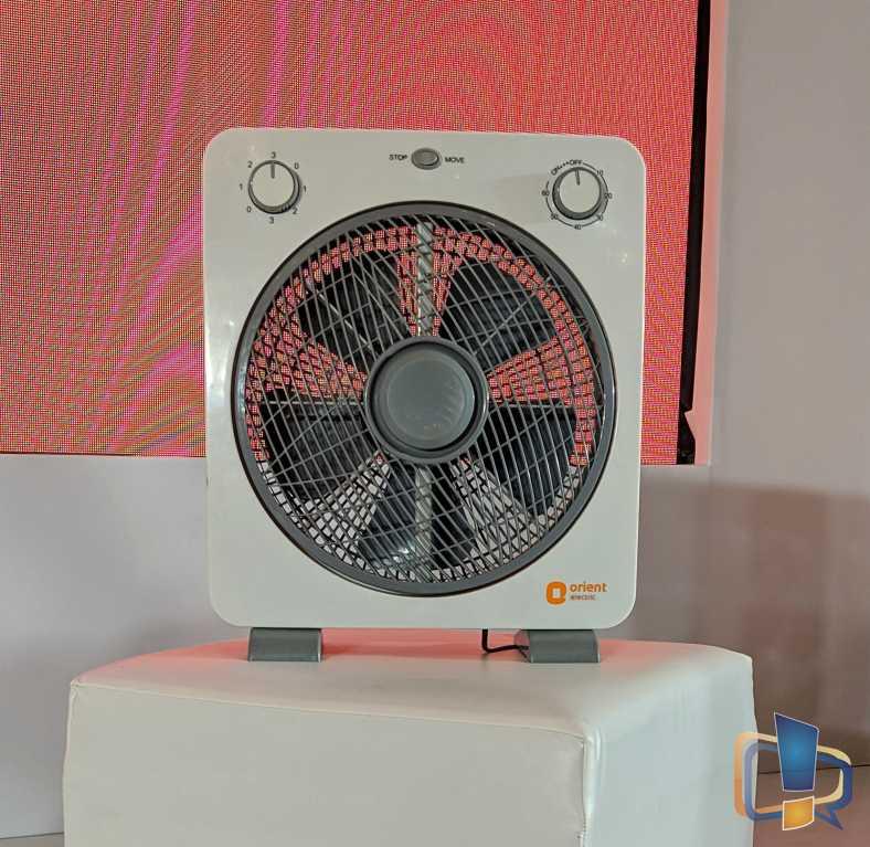 Orient Proteus Box Fan