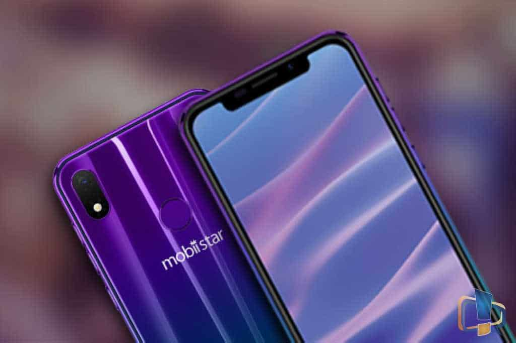Mobiistar X1 Notch Front