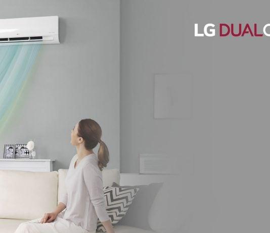 LG Dual Cool 2019