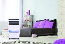 Hindware Snowcrest Personal Air Coolers Launched In India