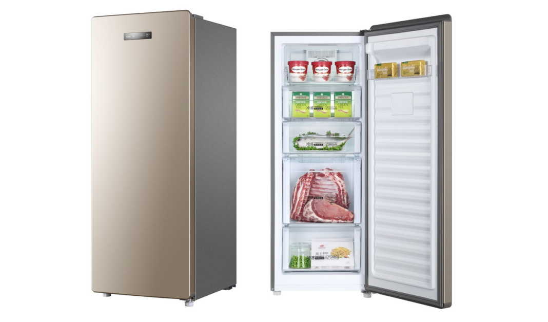 Haier Premium Vertical Freezer (BD168WL)