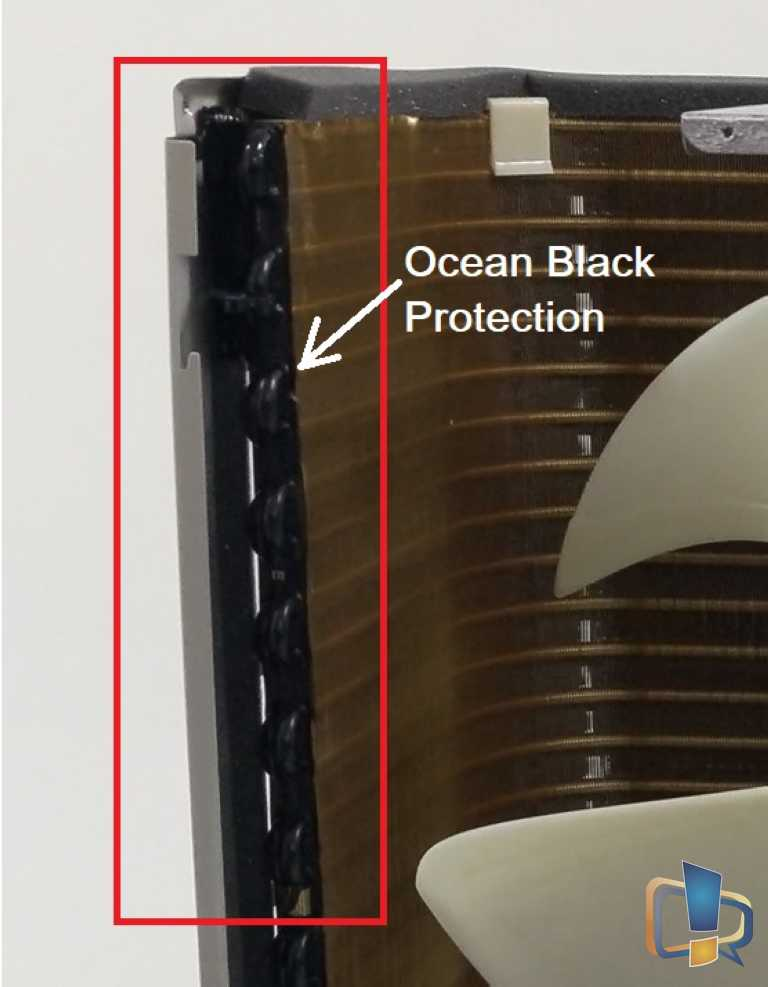 Ocean Black Protection
