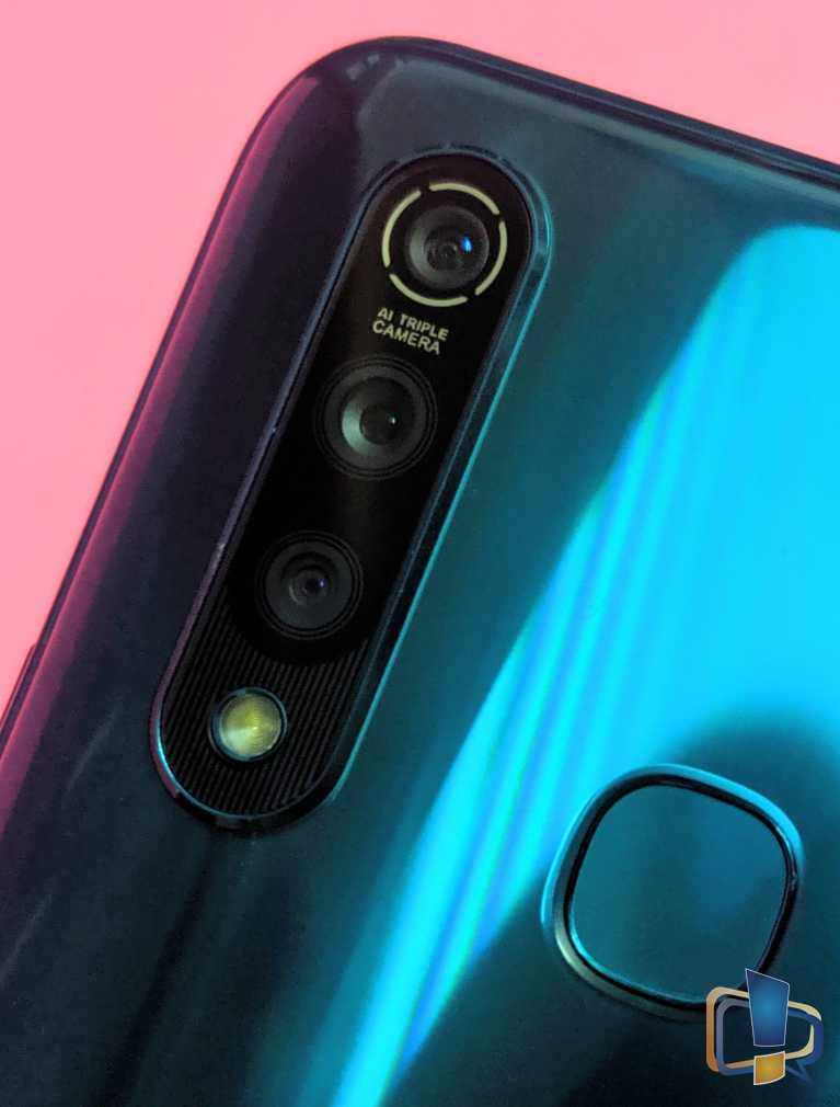 Vivo Z1 Pro Rear Camera