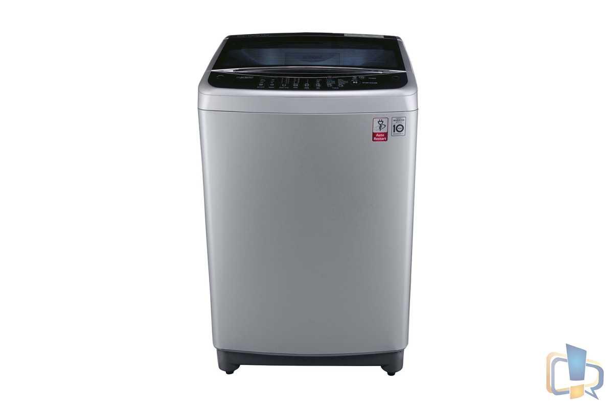 LG 5-Star Washing Machine Front