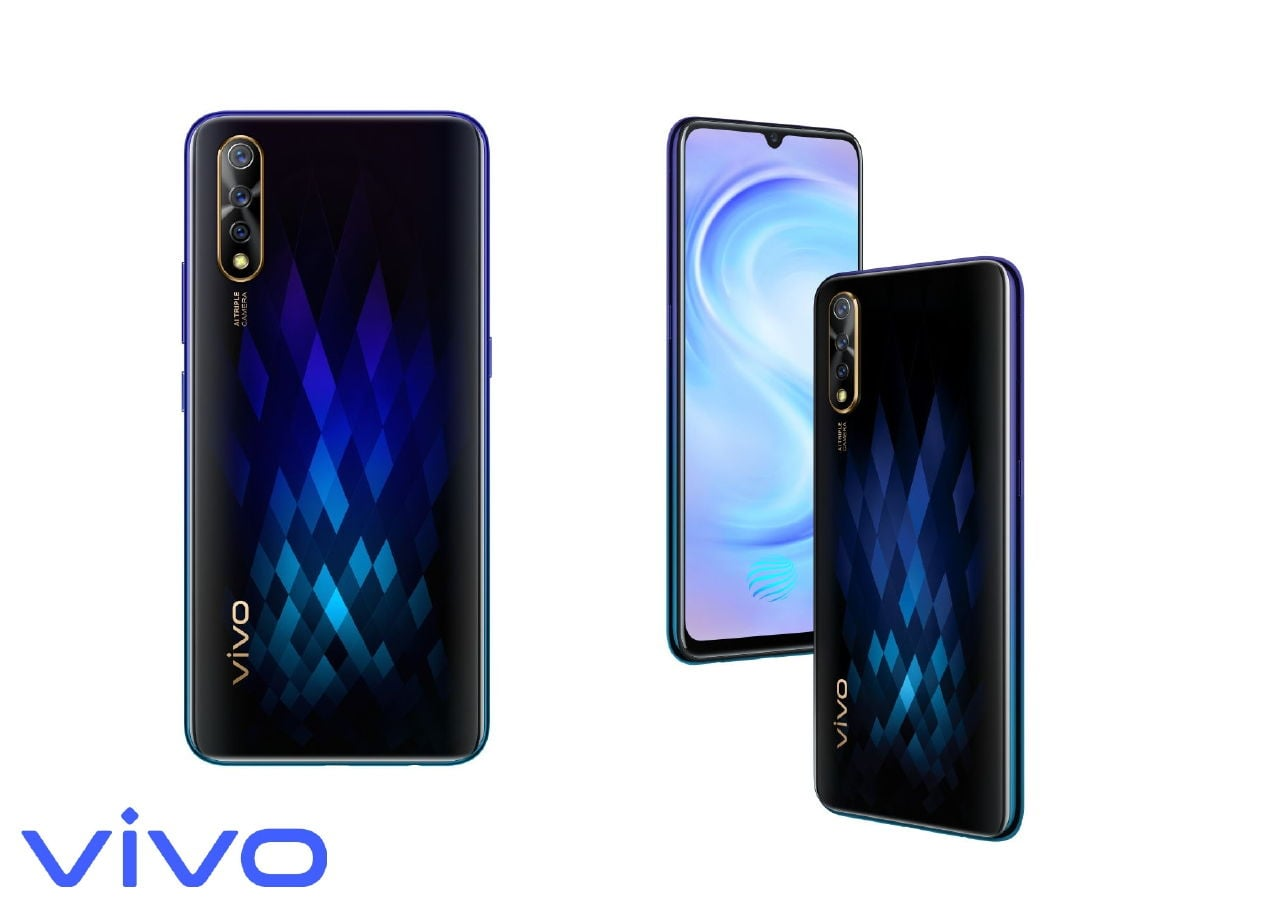 Vivo S1 Launched In India - Price Starting from Rs 17990